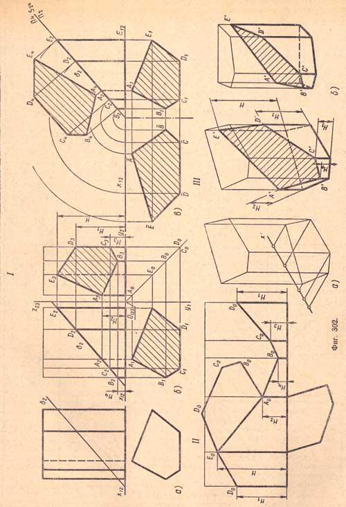 Развертка Пятиугольной Пирамиды